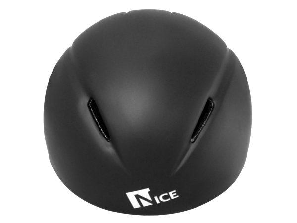 Nice schaatshelm zwart