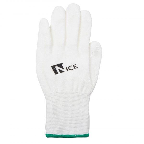 Schaatshandschoenen Nicesports groen