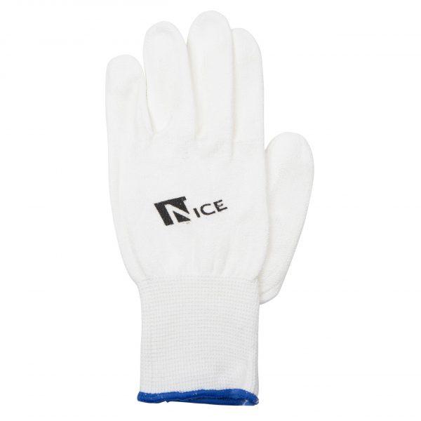 Schaatshandschoenen Nicesports blauw